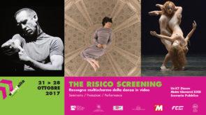 The Risico Screening, rassegna multischermo di videodanza torna a Catania