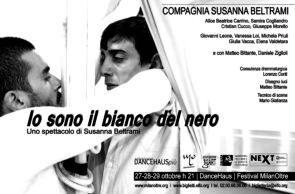 MilanOltre chiude con il debutto di Io Sono il Bianco del Nero della Compagnia Susanna Beltrami