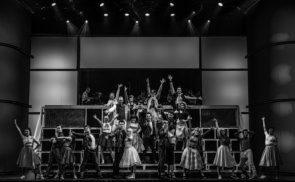Grease della Compagnia della Rancia al Teatro Sistina di Roma