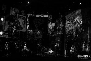 Green Day's American Idiot. In tour la versione italiana