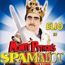 Elio in Monty Python's Spamalot