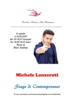 Stage con Michele Lanzeroti
