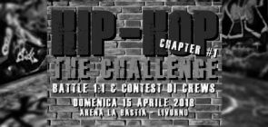 The Challenge. Contest Hip-Hop