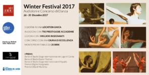 Winter Festival 2017. Audizioni e Concorso