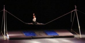 Workshop di corda molle condotto da Gioia Zanaboni