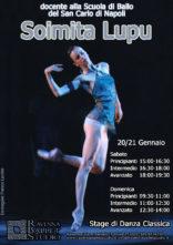 Stage di danza classica con Soimita Lupu