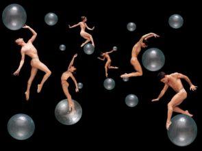 No Gravity Dance Company in Dall'Inferno al Paradiso di Emiliano Pellisari per ModenaDanza