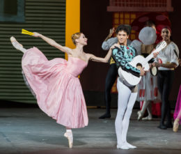 Opera di Roma: Don Chisciotte apre la stagione alla presenza di Mikhail Baryshnikov