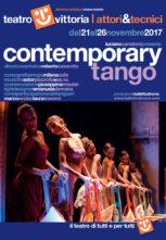 Il Balletto di Roma in Contemporary Tango di Milena Zullo al Teatro Vittoria di Roma