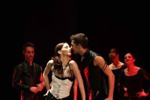 On line Carmen di Agnese Omodei Salè e Federico Veratti con il Balletto di Milano