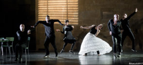 DaCru Dance Company in theKITCHENtheory al Teatro Tognazzi di Velletri