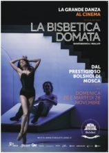 Dal Bolshoi al cinema La bisbetica domata di Jean-Christophe Maillot
