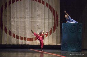 La Compagnia Xe con Erodiade – Fame di vento di Julie Ann Anzilotti al Teatro della Fortuna di Fano