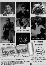 Express Yourself Winter Edition