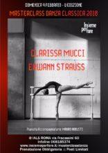 Masterclass di danza classica con Clarissa Mucci e Erwann Strauss