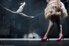 Night Circus della compagnia ungherese Recirquel in tour in Veneto