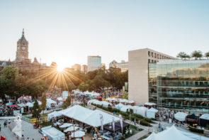 Utah Arts Festival Performing Arts 2018 (USA)