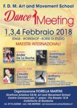 Dance Meeting