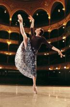 Danzando con un'étoile dell'Opéra di Parigi. Incontro danzante con Marie-Agnès Gillot a Villa Medici