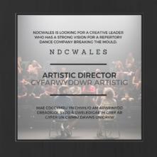 National Dance Company Wales cerca un Direttore Artistico (UK)