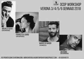 Oliva Contemporary Dance Project - OCDP workshop