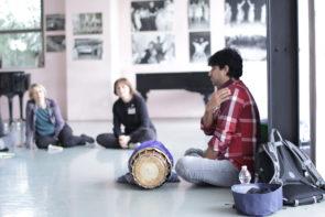 Il corpo del suono, riflessioni sul rapporto tra danza e musica.