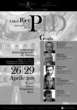 Premio Internazionale Danza Città di Rieti 2018
