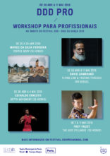 DDD - PRO 2018 | Professional Dance Workshop in Porto (Portogallo)