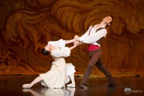 Il Balletto del Teatro dell'Opera di Roma in tournée a Cannes con la Soirée Roland Petit