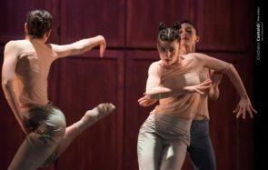 Spellbound Contemporary Ballet in Rossini Ouvertures di Mauro Astolfi in tour