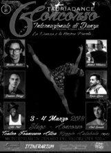 Concorso Internazionale di Danza TauriaDance 2018