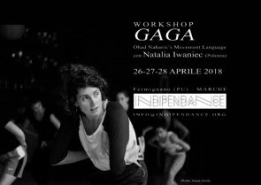 Workshop di GAGA con Natalia Iwaniec