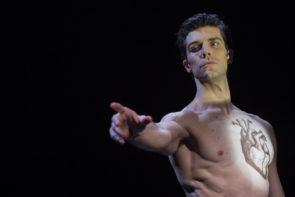 Roberto Bolle – Danza con me inaugura il 2018 di RAI 1