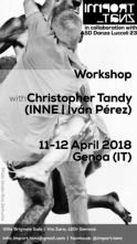 workshop con Christopher Tandy