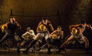 La Compagnie Käfig debutta in Boxe Boxe Brasil al Teatro Ariosto di Reggio Emilia