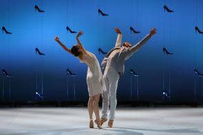 A Udine workshop coreografico gratuito sul repertorio Malandain Ballet Biarritz con Francoise Dubuc per Moving Centuries