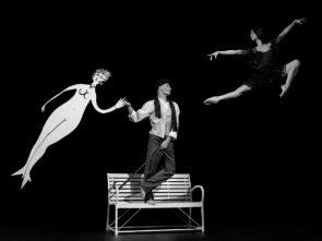 La NoGravity Dance Company in tour con Comix di Emiliano Pellisari