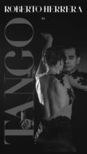 El Tango della Compagnia di Roberto Herrera in tour