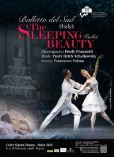 Il Balletto del Sud vola al Cairo con La bella addormentata di Fredy Franzutti