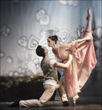 Il Balletto del Sud con La Bella Addormentata di Fredy Franzutti a Napoli e Ortona