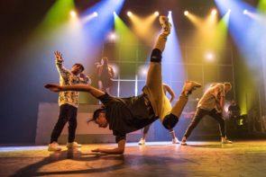 Break The Tango. In tour lo show di German Cornejo che mixa tango acrobatic e break dance