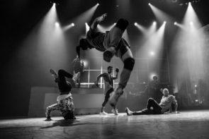 Al Teatro Olimpico di Roma Break the tango di German Cornejo infervora il pubblico con il mix vincente di tango acrobatico e break dance
