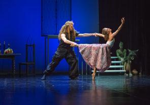 Audizione Ballet Company of South Bohemian Theatre per ballerini e ballerine per la stagione 2018-2019 (Repubblica Ceca)