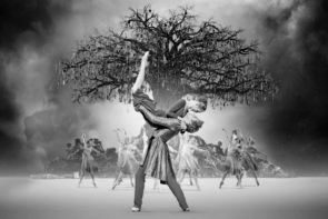 Il Royal Ballet ne Il Racconto d'Inverno di Christopher Wheeldon al cinema