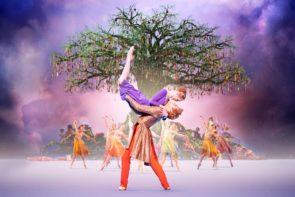 Il Royal Ballet ne Il Racconto d'Inverno di Christopher Wheeldon al cinema