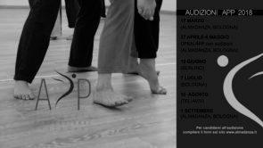 Audizioni per APP Almadanza Professional Programme 2018-2019