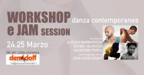 A Firenze workshop e jam session con musica dal vivo