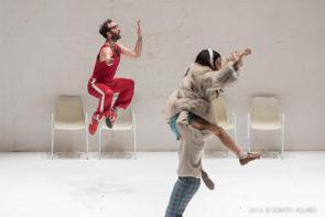 La Compagnia Balletto Civile in Bad Lambs di Michela Lucenti al festival Da vicino nessuno è normale