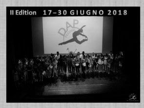 DAP College. Danza in Arte a Pietrasanta nell'ambito del DAP Festival