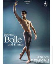 Roberto Bolle and Friends al Teatro Carlo Felice di Genova
